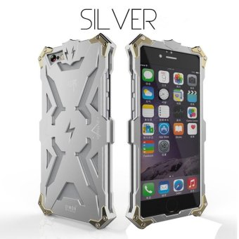 Simon For iPhone 6 6s Case High Quality Aluminum Metal back CoverLuxury Tough Armor Phone Cases - intl