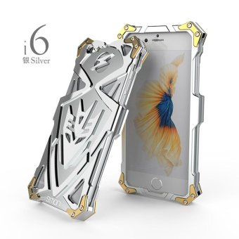 Simon Series Aviation Aluminum Metal phone Cases cover For iphone 6/6s - intl