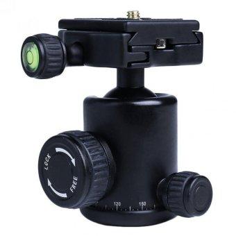 Sinvitron QZSD-06 Aluminum 30mm Camera Tripod Ball HeadBallhead+Quick Release Plate Pro Camera Tripod Max Load to 15kgQ-06 (Black) - 4