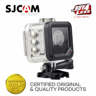 SJCAM Action Camera Waterproof Case for SJM10 Series (Clear) Price Philippines