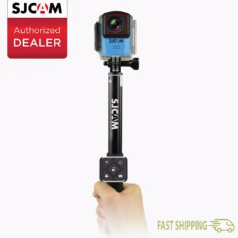 SJCAM Aluminum Alloy Selfie Stick Monopod with Remote ControlController for SJCAM M20 and SJ6 Legend SJ7 Star Sports ActionCamera DV Price Philippines