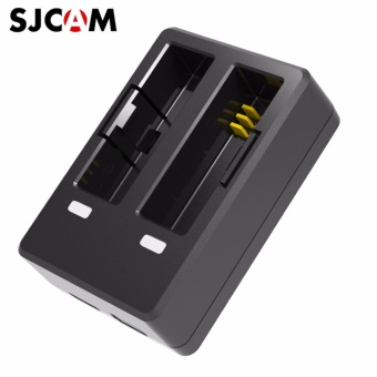 SJCAM Dual Slot Battery Charger for SJ6 Legend (Black)
