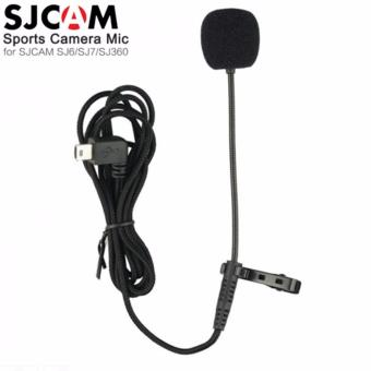 SJCAM External Microphone SJCAM SJ6 Legend, SJ7 Star, and SJ360Action Camera Price Philippines