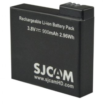 SJCAM M20 900mAh Rechargeable Li-ion Battery (Black)