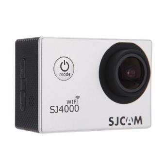 SJCAM SJ4000 Wifi 2.0 LCD 1080P Full HD Action Camera Sport DVRwith Free Aquapod floating monopod - 2