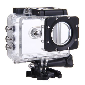 SJCAM SJ5000, SJ5000X, SJ5000+ 30M Underwater Waterproof Casing(Black/Clear) Price Philippines
