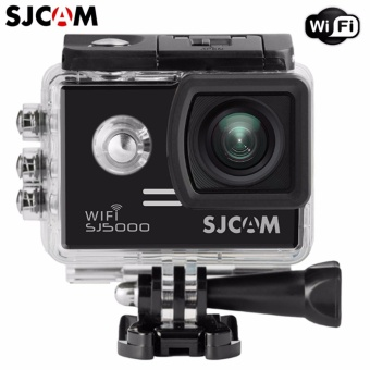 SJCAM SJ5000 WIFI 14MP 2.0'' LCD Action Camera Cam HD Camcorder(Black)