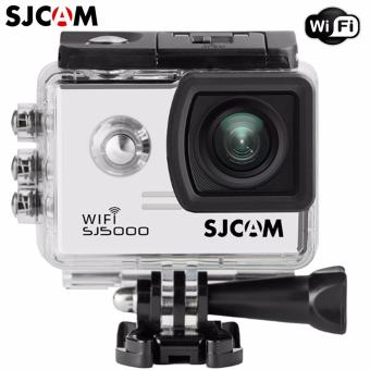 SJCAM SJ5000 WIFI 14MP 2.0'' LCD Action Camera Cam HD Camcorder(Silver)
