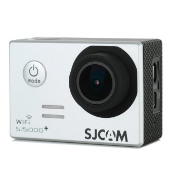 SJCAM SJ5000 Wifi 14MP Waterproof Sport Action Camera (Silver)
