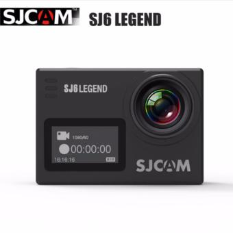 SJCAM SJ6 Legend 16MP 4K WiFi Touch-Screen Action Camera (Black)