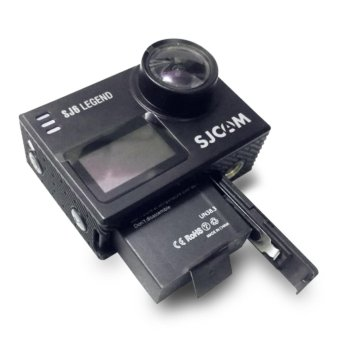 SJCAM SJ6 Legend Battery For Action Camera (Black) - 5