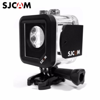 SJCAM Waterproof Case for M10 | M10+ | M10 Wi-Fi (Black) Price Philippines