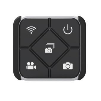 SJCAM Waterproof Remote Control WiFi Wrist Watch for M20 SJ6 SJ7 Sports Camera - intl - 2