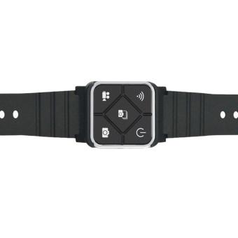 SJCAM Waterproof Remote Control WiFi Wrist Watch for M20 SJ6 SJ7 Sports Camera - intl - 5