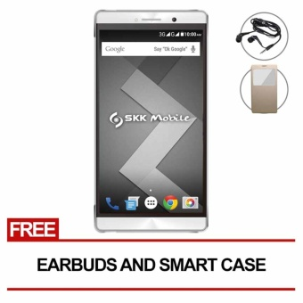 SKK Mobile Aura Prime 8GB, 6inch HD with FREE smart case and earbuds Price Philippines