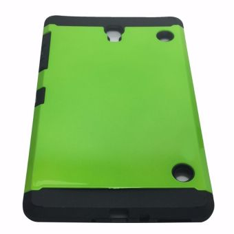 Sleek Shockproof Case for Samsung Tab S 8.4 (Green)