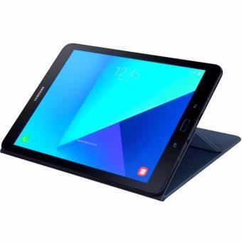 Slim Book Cover For Samsung Galaxy Tab S3 (Blue) - 4