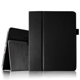 Slim Fit Folio Case with Leather Smart Cover Auto Sleep / WakeFeature for Apple iPad 2, iPad 3 & iPad 4th Generation withRetina Display - intl