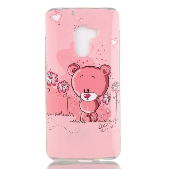 Best Slim Fit Soft TPU Back Case Cover For Lenovo K4 Note A7010 (Bear) -intl Model Numbers