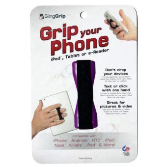 SlingGrip Cellphone Grip (3M Adhesive) Price Philippines