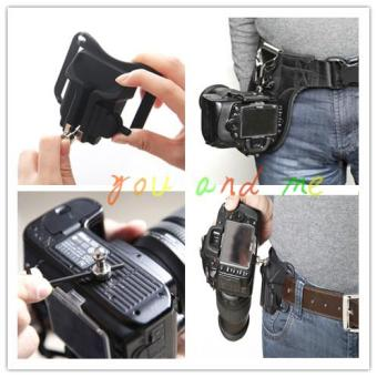 Slr belt hanging fast SLR camera waist buckle belt buckle