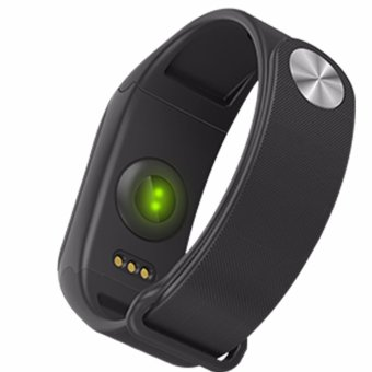 Smart Band blood pressure watch F1 Smart Bracelet Watch Heart Rate Monitor SmartBand Wireless Fitness For Android IOS Phone - intl - 3