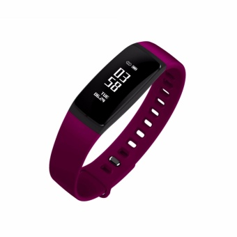 Smart Band Blood Pressure Watch V07S Smart Bracelet Watch Heart Rate Monitor SmartBand Wireless Fitness For Android IOS Phone - intl