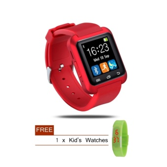 Smart Bluetooth Watch Call Message Reminder Sleep Monitor forIOS/Android Phone - intl