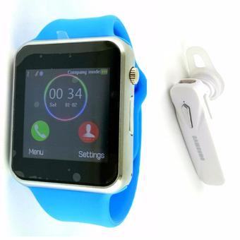 Smart Watch Phone Touchscreen FREE Samsung Bluetooth Headset