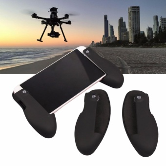 Smartphone Tablet iPad Controller Gaming Handle Grip for DJI SparkDrone Holder - intl