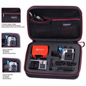 Smatree SmaCase G160 Carrying Case for SJCAM Xiaomi Yi Gopro Hero 5, 4, 3+, 3, 2, 1 - 3