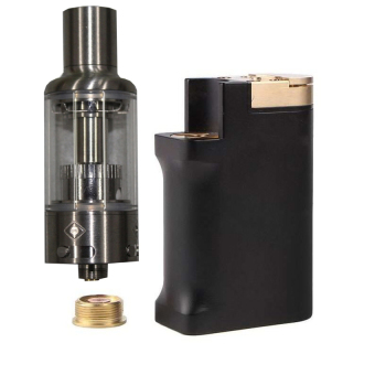 Smok Montana Box Mod 18650/26650 Battery (Black) with RDA WinnerTank E-cig Kit