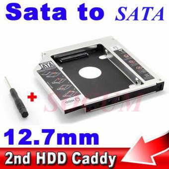 SOCUM UNIVERSAL 2nd Second HDD SSD Caddy SATA to SATA 12.7mm Price Philippines