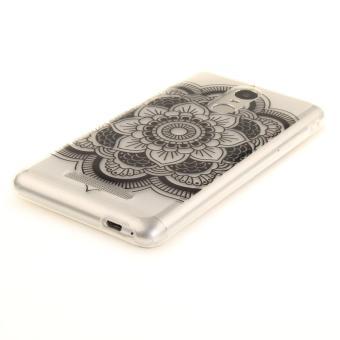 Soft IMD TPU Case Accessory for Xiaomi Redmi Note 3 / Note 3 Pro -Mandala