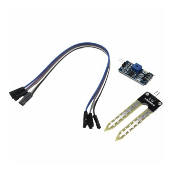 Soil Moisture Sensor Detection Module Hygrometer for Arduino