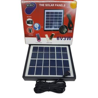 Solar Panels Charger 6V3W Price Philippines