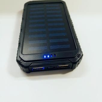 Solar Powerbank 188000mah (black) - 3