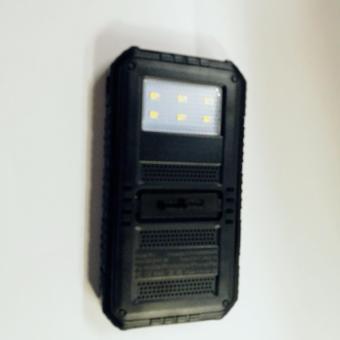 Solar Powerbank 188000mah (black) - 2
