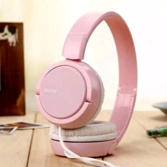 SON Sony-06 MDR-ZX110 Over-the-Ear Headphone (Pink)
