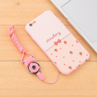 Songling Crashproof Silicone Phone Case for iPhone 6s