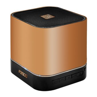 Sonic Gear Audiobox P3500 10W Bluetooth Speaker with Multiple Input+ FM radio (Gold) Price Philippines