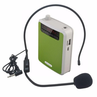 Sonic Sounds #K300 Voice Amplifier (Green) Price Philippines