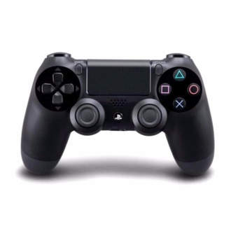 Sony Dualshock 4 Wireless Controller for PlayStation 4 PS4 -CUH-ZCT1U (Black)