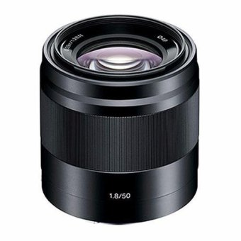 Sony E 50mm f1.8 OSS - SEL50F18 (Black) - intl