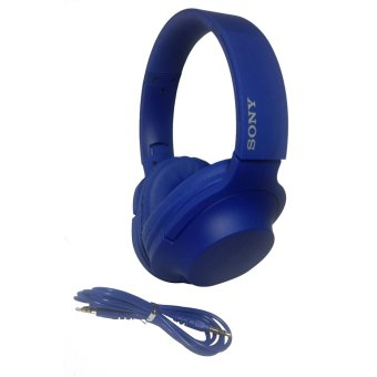 Sony MDR-100AAP Headphones (Blue) Price Philippines