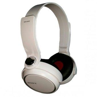 Sony XB400 Over the Ear headphones (White)
