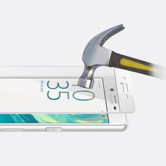 Sony Xperia Xa 3D Curved Full Cover Tempered Glass Screen Protector - 4
