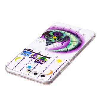 Sony Xperia XA Case, Beautiful Pattern Luminous Fluorescent Glow Ultra Thin Soft TPU Gel Silicone Back Case Cover for Sony Xperia XA (Design-7) - intl - 3