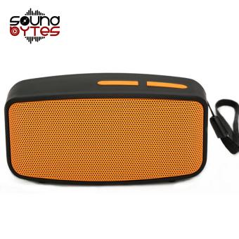 Sound Bytes N10 Extreme Portable Bluetooth Speaker (Orange)