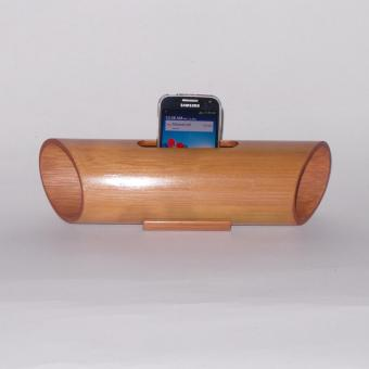 Speaker Natural design Bamboo (Chestnut) Price Philippines
